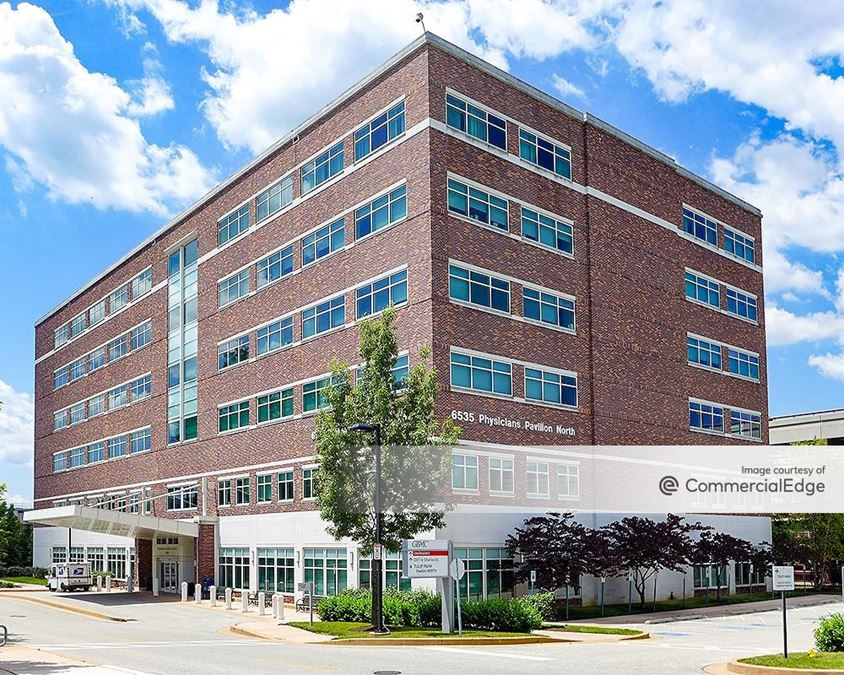 GBMC Physicians Pavilion North
