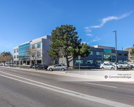 The AFIC Building - El Paso