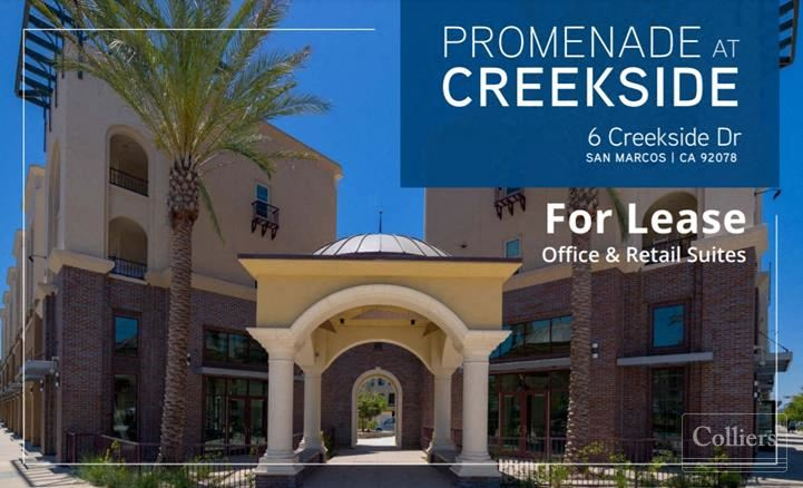 Promenade at Creekside- 6 Creekside Dr