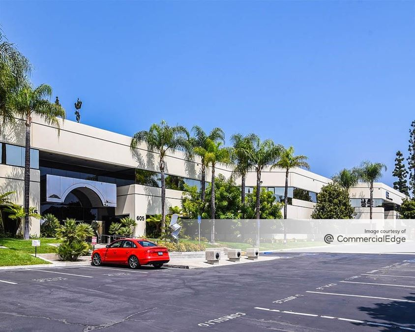 Foothill Technology Center - 555-605 East Huntington Drive