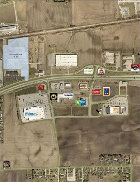 750 Broadway Avenue E - 19 Acres - Commercial/Industrial - Mattoon
