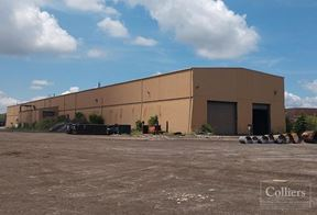 For Lease > 54,177 SF Industrial Building
