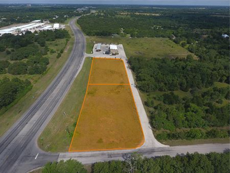 Hwy 30 & Cole Lane   Two - 1 Acre Pad Sites - Bryan