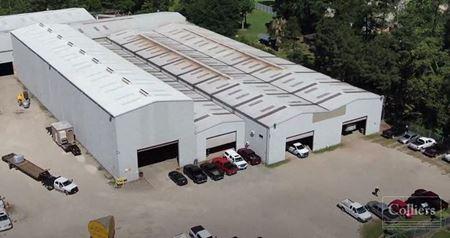 Sale/Leaseback – 114,200-SF Steel Fabricating Facility - Porter