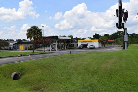 3.70+/- Acre Full Service Gas Station With Carwash Available For Sale - Prairieville