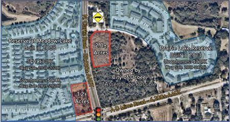 2.0 & 1.2 Acre Sites - Retail Development - Ocoee FL - Ocoee