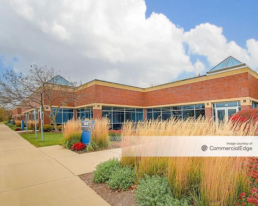 Milwaukee County Research Park - Wood Lake II Business & Technology Center
