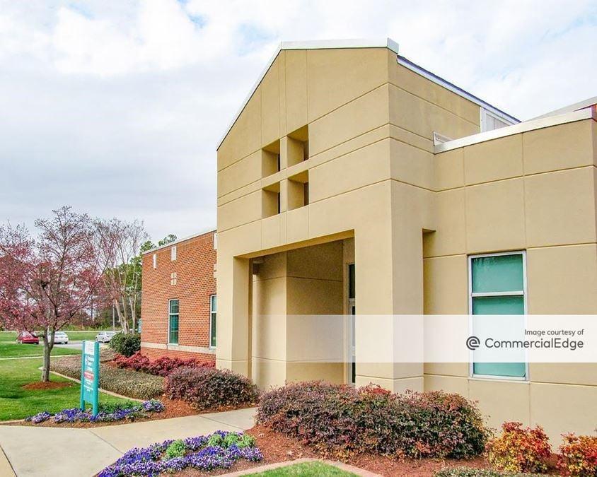 Evans Campus - Medical Buildings 1, 2, 3 & 4
