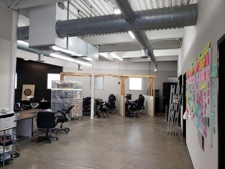 2,222 SF LOFT OFFICE FOR LEASE - Atlanta