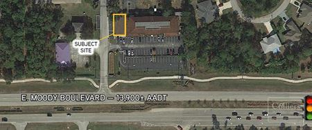 For Lease or Build-To-Suit | 6,000 SF of Space - Bunnell