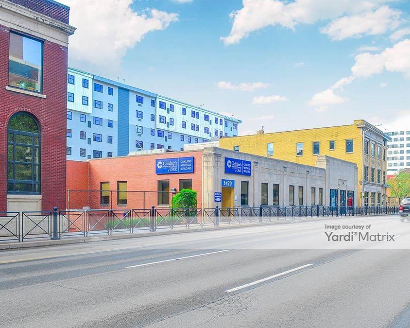 Children's Oakland Medical Building