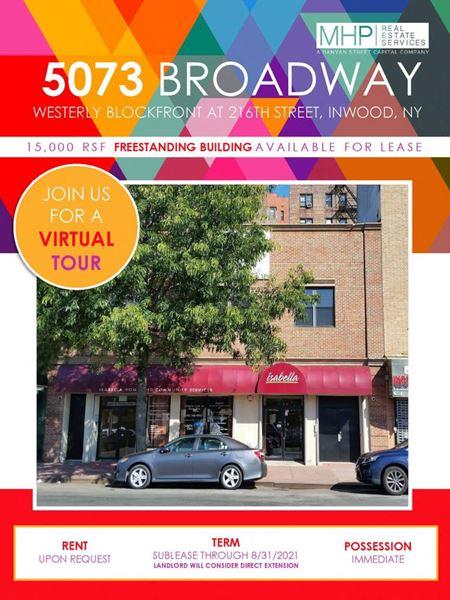 5073 Broadway - New York
