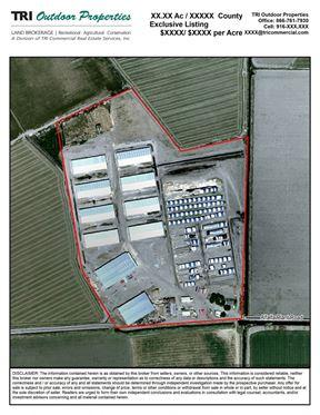 Delta Ag Production & Storage Facility