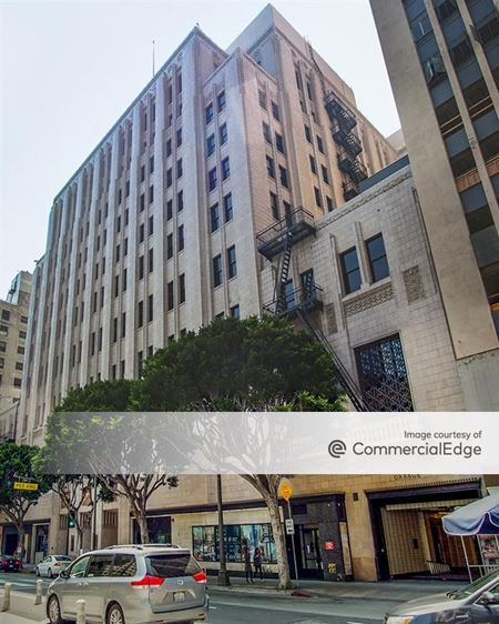 The Trust Building - Los Angeles