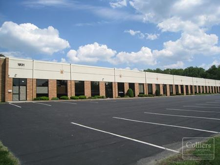 5,317 SF Industrial Space - Cherry Hill