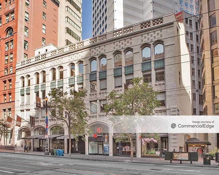 648-660 Market Street