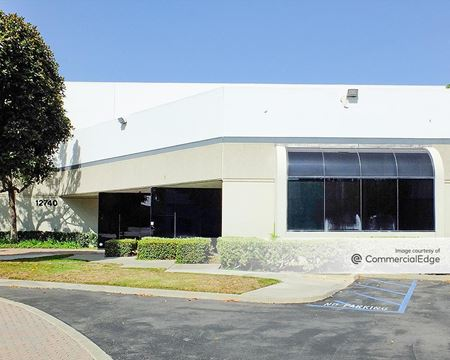Santa Fe Corporate Center - 12810-12878 Florence Avenue - Santa Fe Springs