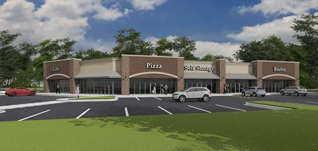 Tower Park Retail Development - Mason