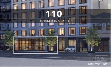 110 Charlton Street - New york