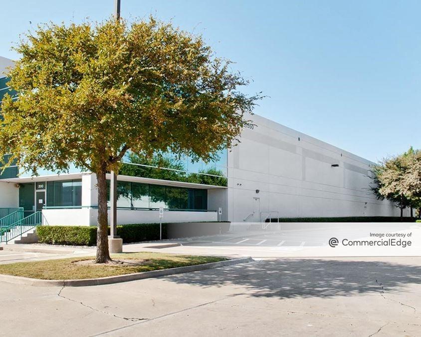 Prologis Dallas Corporate Center - 11550 Newberry Street