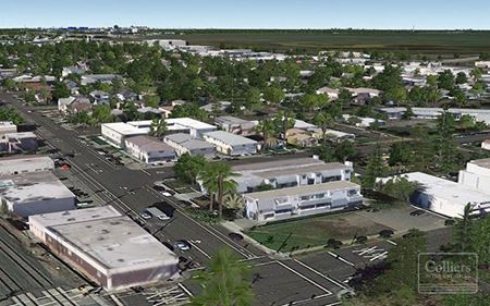 LAND  FOR LEASE - Redwood City