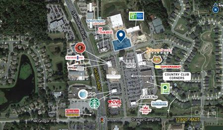 1.16 AC at Country Club Corners - Deland