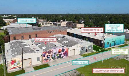 Phoenix Arts District   Adaptive Reuse Opportunity - Jacksonville