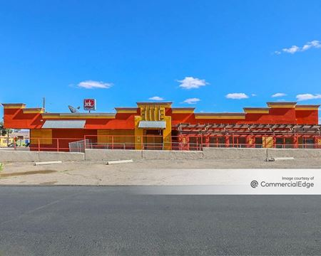 Barstow Shopping Center - Barstow