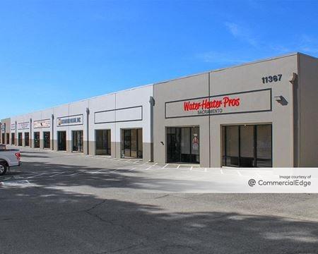 Trade Center Business Park - Rancho Cordova