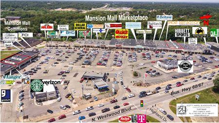 Mansion Mall Marketplace - Poplar Bluff