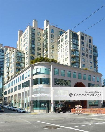 Daniel Burnham Court - San Francisco