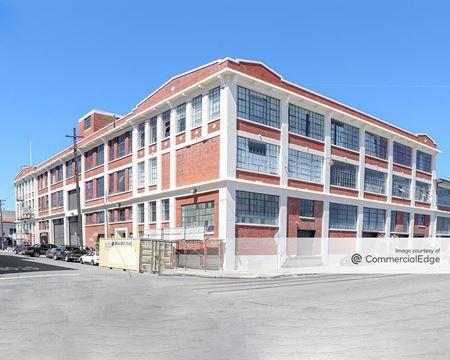 American Industrial Center - North Building - San Francisco
