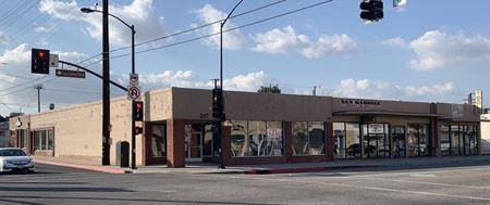 259, 261, 267 S San Gabriel Blvd. & 715 E Broadway - San Gabriel