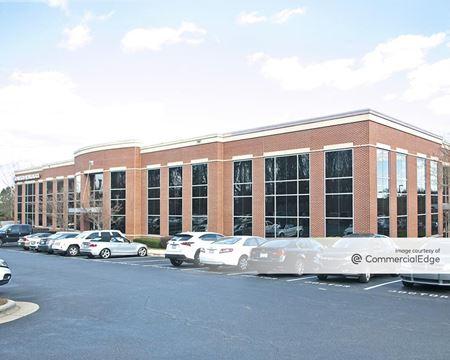 Trinity Corporate Park - 1520 & 1540 Sunday Drive - Raleigh