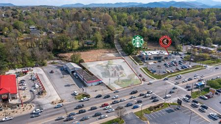 Vacant QSR For Lease - Asheville