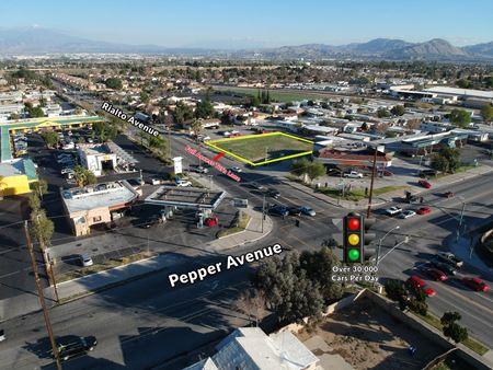Full Access Infill Soft Corner - San Bernardino
