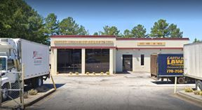 For Sale Fulton Industrial  7 Bay Truck Service Center 1.26 AC