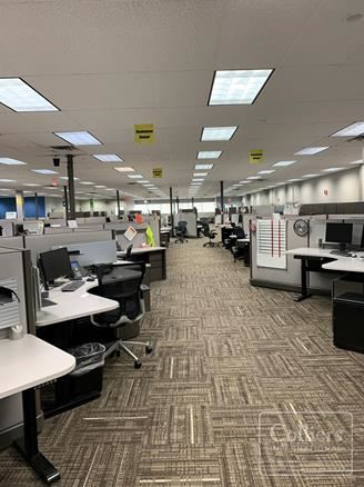 Telecommunications Office Space for Lease