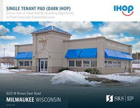 Milwaukee WI - Former IHOP - Milwaukee