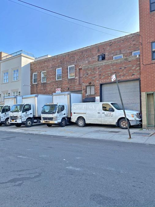 Multi-Story Industrial Asset in Borough Park