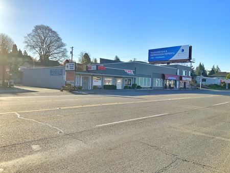 Pac Ave Retail/Office Building - Tacoma