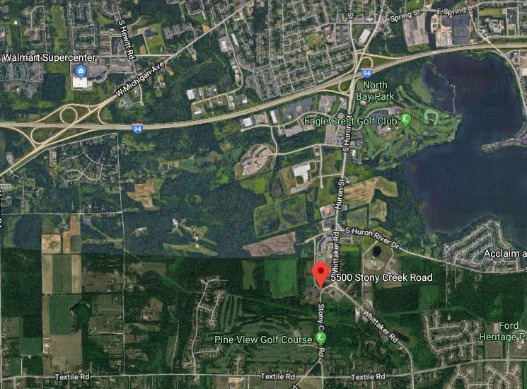 Commercial Corner   Development Land for Sale in Ypsilanti