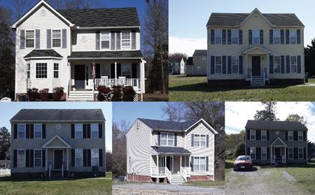 100722 . 16 Home SFR Richmond VA - Richmond