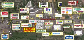TN Spring Hill – Shoppes at Campbell Station Phase II