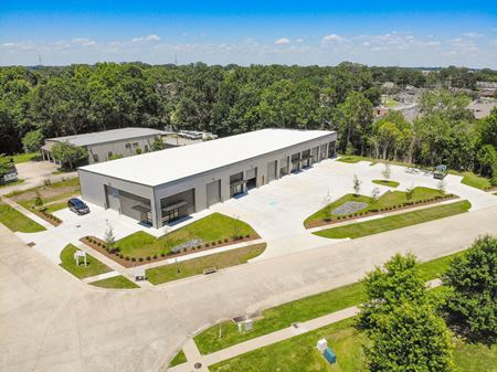 New Price: New Office Warehouse w/ First Class Finishes - Baton Rouge