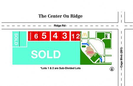 S Side of Ridge Rd. between Jackson Rd. & Cage Blvd. - Pharr