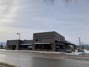 New Construction Retail Space at North Russell & Montana St - Missoula
