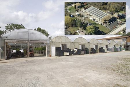 9 Commercial Greenhouses & Florist Shop + Income - Pittsburgh