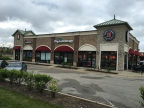 Route 59 Outlot Space For Sublease - Naperville