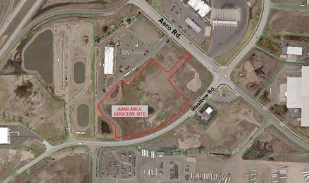 Fairways Plaza Grocery Store Site - Spokane